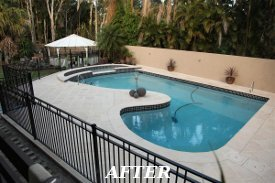 Brisbane sunshine coast pool renovations we renovate - Concrete swimming pool repairs brisbane ...